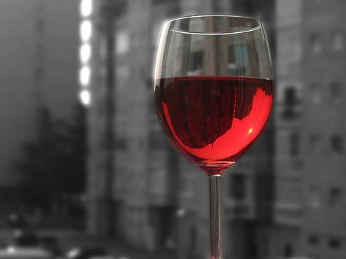 El vino en copas de cristal o vidrio revista el conocedor for Copa vino tinto